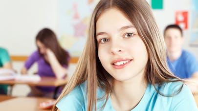Santé des collégiens Français : les adolescents se sentent   plutôt bien