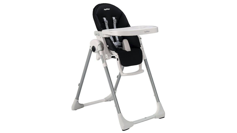Chaise haute prima pappa zero3 de peg p rego - Chaise haute peg perego zero 3 ...