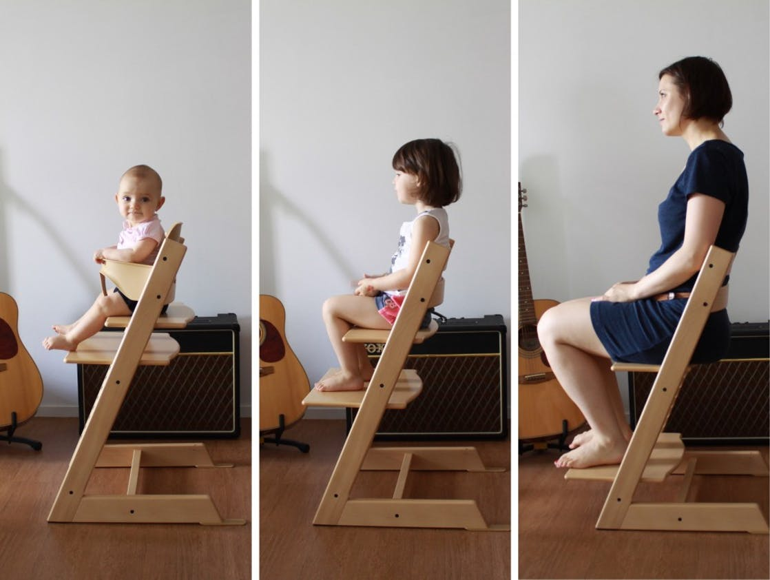 Chaise haute tripp trapp de stokke - Chaise haute tripp trapp ...