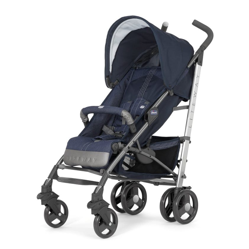 Poussette canne Liteway 2 de Chicco - top edition limitée limited edition navy