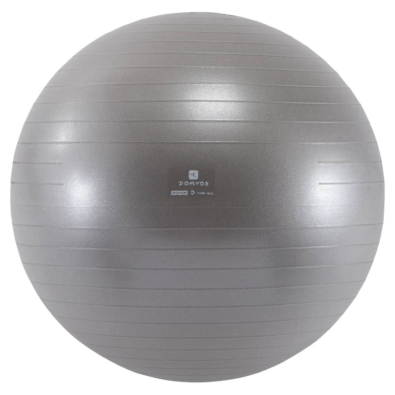 Ballon de gym et Pilates anti-éclatement, Domyos