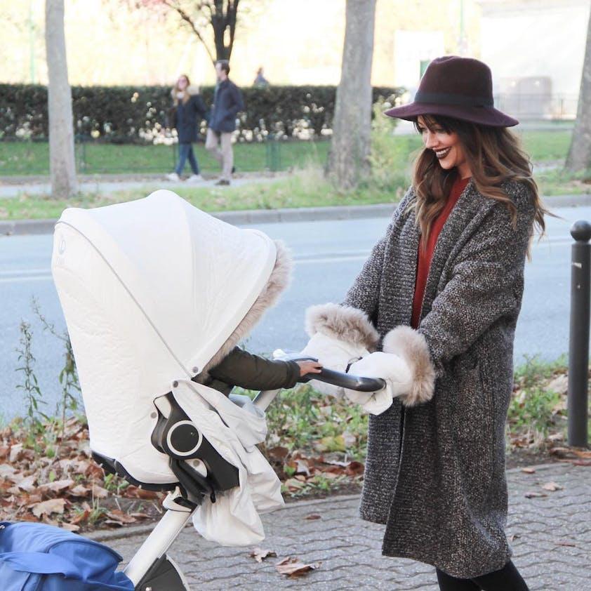 Poussette Xplory de Stokke - kit hiver winter kit