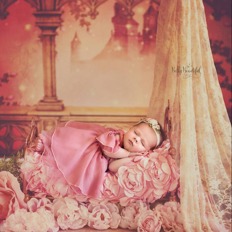 6 bébés transformés en princesses Disney