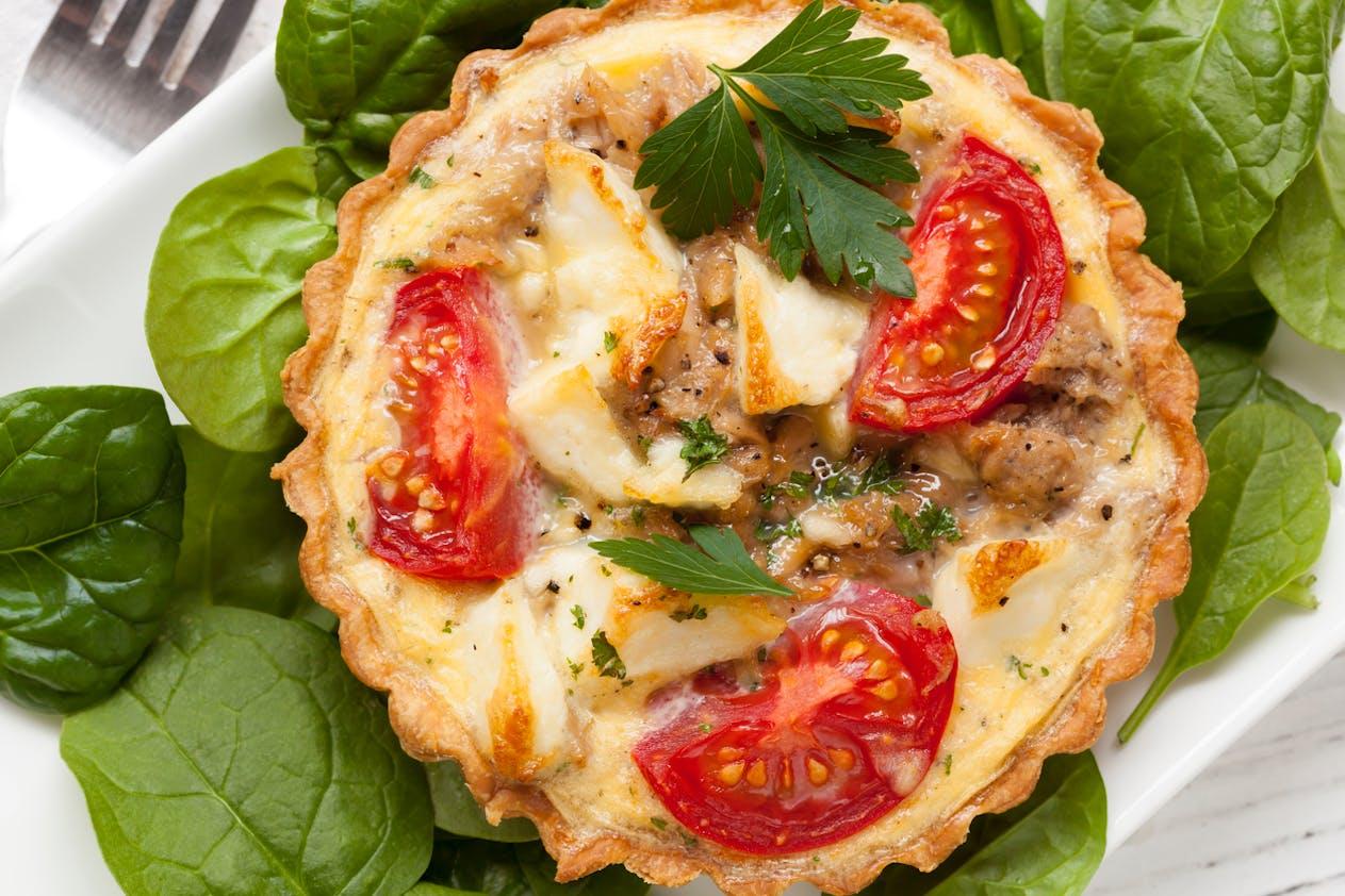 Tarte à la provençale : une recette qui a du goût !