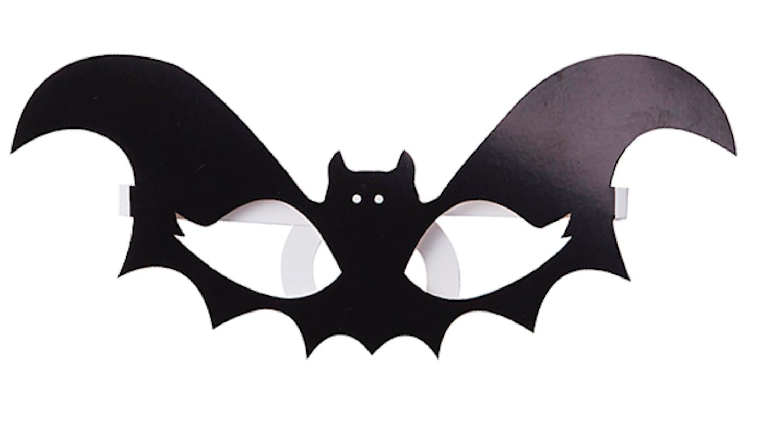 Masque de chauve-souris pour Halloween