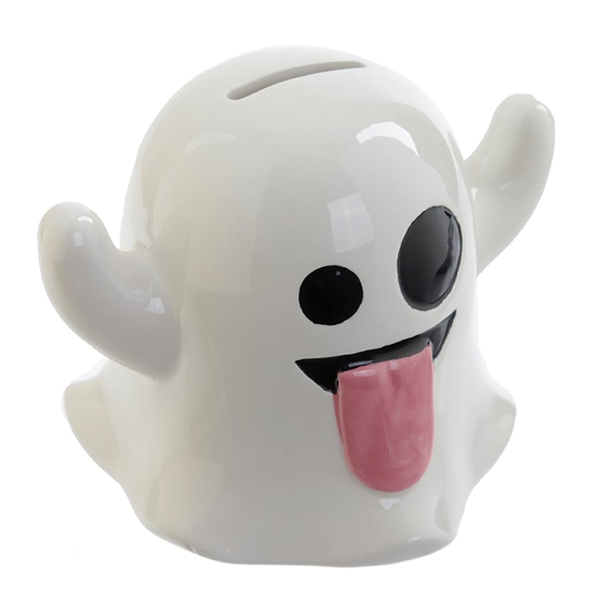 tirelire en forme de fantome