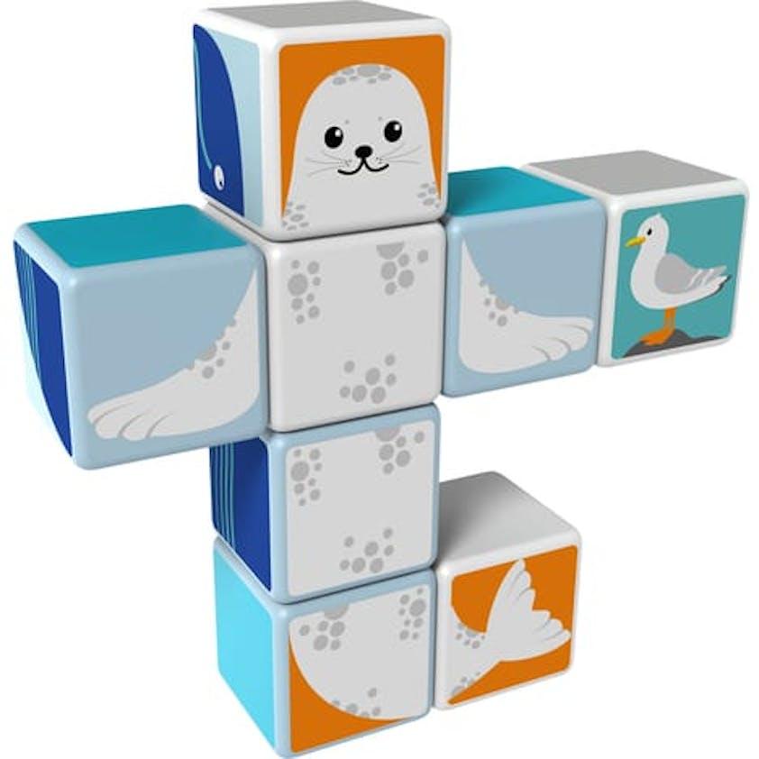Cubes magnétiques, Magicube, Geomag, 29,99 e