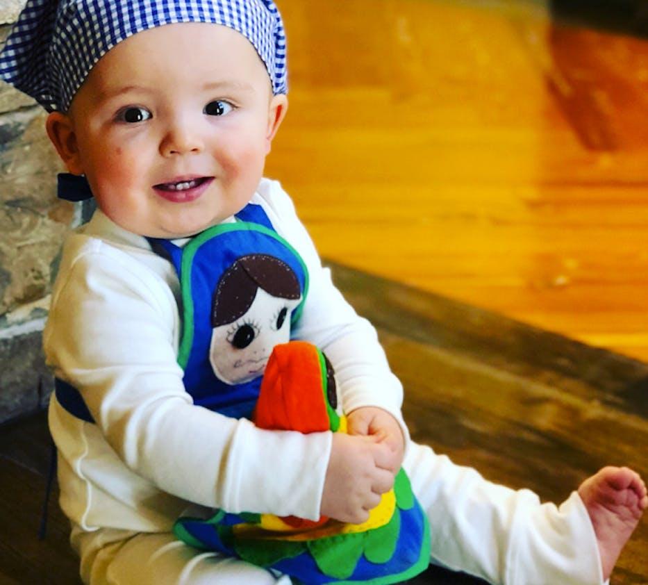 Et voici la poupée russe la plus mignonne du monde !