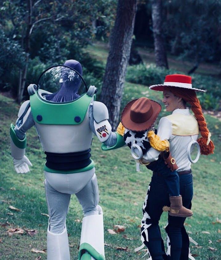 Justin Timberlake et Jessica Biel font leur Toy's Story