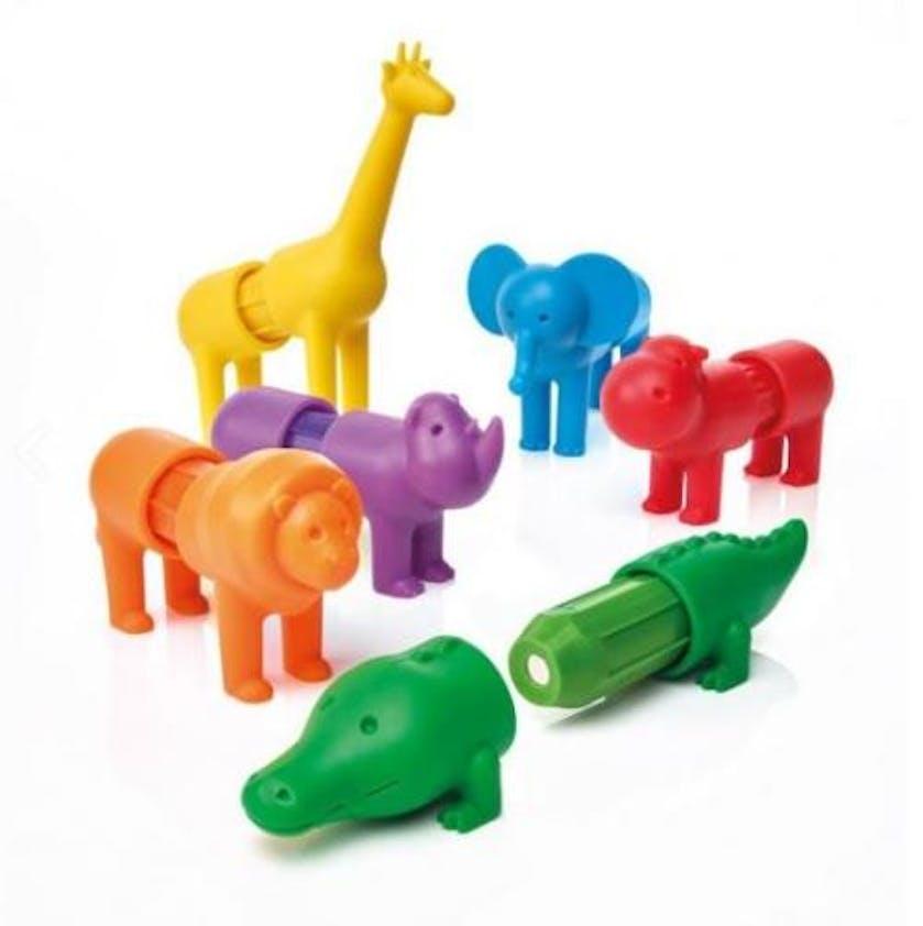 Les animaux du safari, Smartmax, 20 €. Dès 12 mois.
