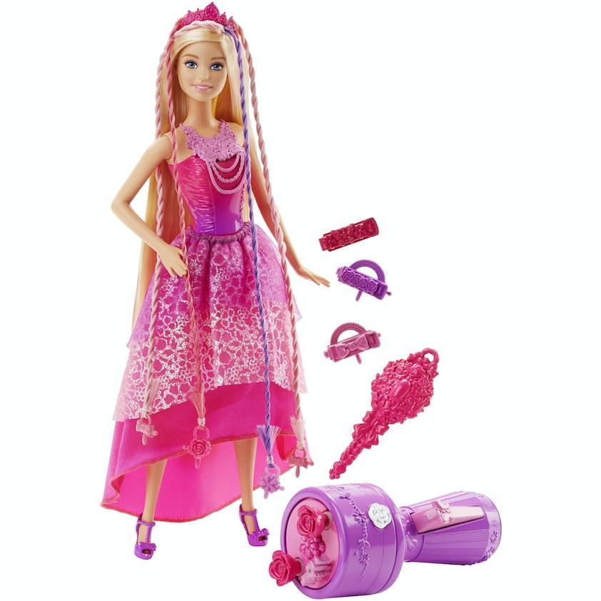 Barbie Tresses