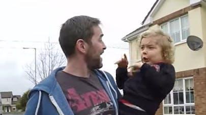 Un père développe une appli pour communiquer avec sa fille   autiste