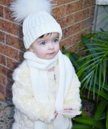Icône de la mode à 2 ans, elle va défiler pour la Fashion   week de New-York (PHOTOS)