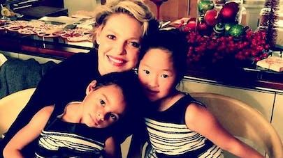 Katherine Heigl (Grey's Anatomy) maman d'un troisième   enfant