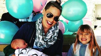 """Pink célèbre le statut de """"grande sœur"""" de sa fille  (PHOTO)"""