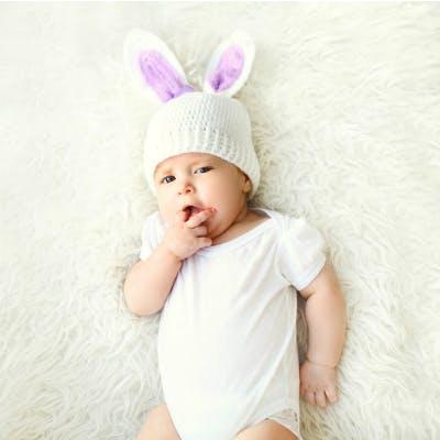 A quel âge bébé commence-t-il à différencier ce qu'il   voit?