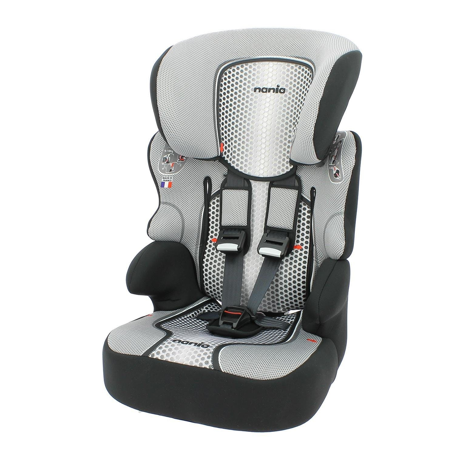 Marmott 39 la bo te de naissance made in france for Siege auto enfant 20kg