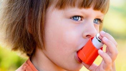 Plus d'obésité chez les enfants asthmatiques