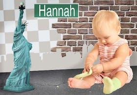 Pr noms am ricains - Prenom hannah ...