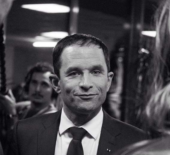 Benoît Hamon : un papa fou de ses petites filles