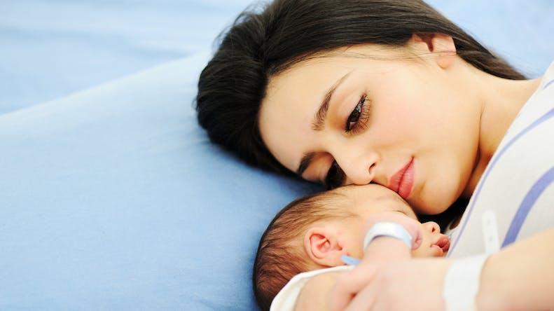 Les symptômes du baby-blues