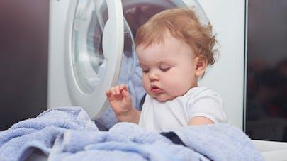 Laver le linge de b b - Comment laver les vetements neufs de bebe ...