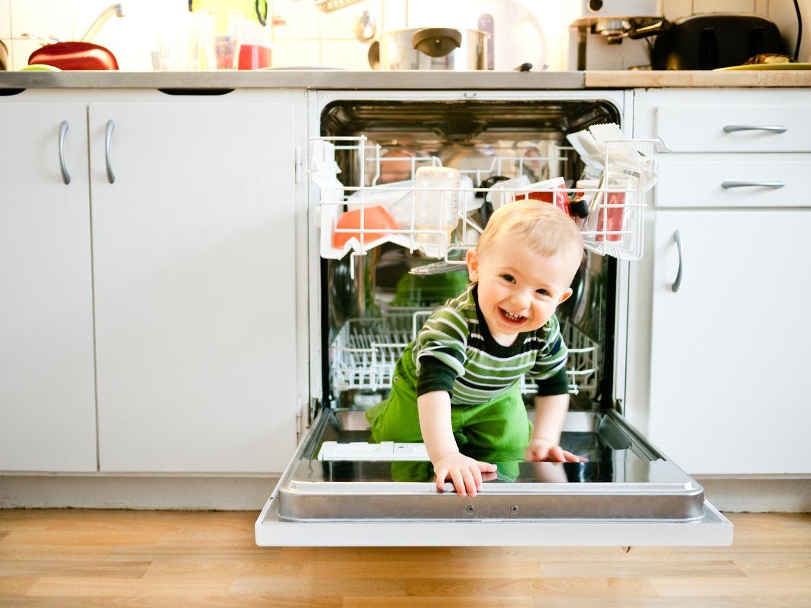 bebe lave-vaisselle