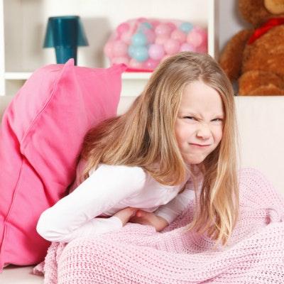 La majorité des enfants atteints de syndrome du côlon irritable manquent de vitamine D