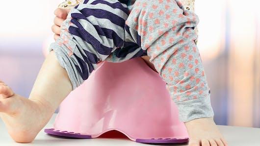 Acquisition de la propreté : encouragez votre  enfant