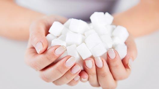 Equivalence des aliments en morceaux de sucre
