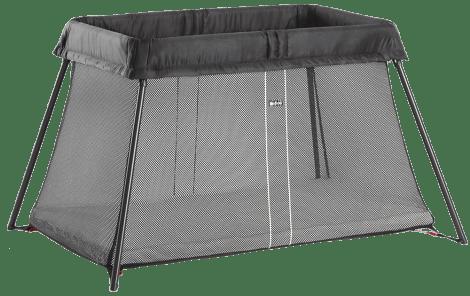 Lit parapluie Light de BabyBjôrn - léger, rapide à installer