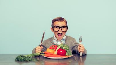 6 façons de faire manger des légumes aux enfants (selon la science)