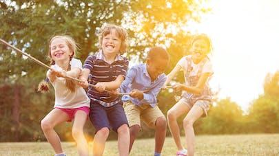 Le sport stimulerait le cerveau des enfants