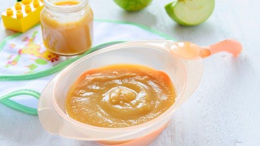 Recette de compote de pomme et miel