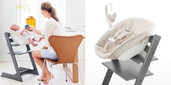 Chaise haute Tripp Trapp de Stokke - BabySet