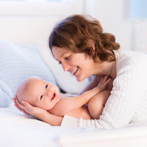 Le chant, un bon moyen de connexion mère-enfant