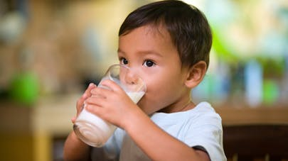 8 questions sur le lait infantile de 1 à 3 ans