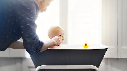 Soins du bébé : les pères se positionnent