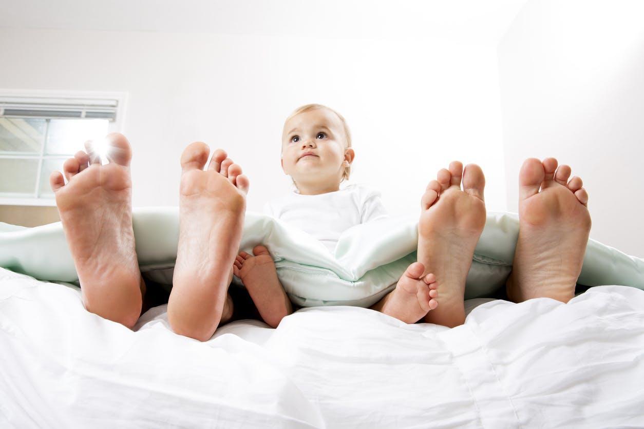 Envie de bébé : les Français aimeraient avoir plus  d'enfants