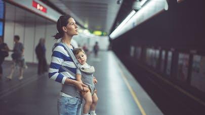 La SNCF garde votre bébé