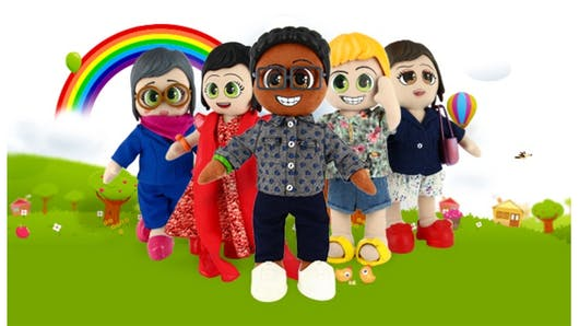 Pycoo : les poupées qui vous ressemblent !