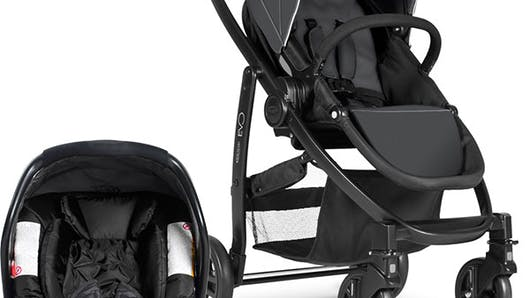 Poussette duo Travel System Evo de Graco