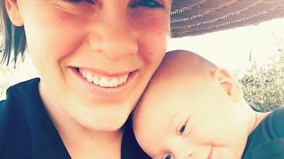 Pink publie une adorable photo avec son bébé