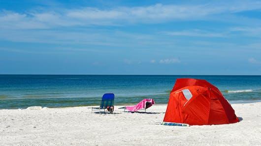 Les tentes anti-UV
