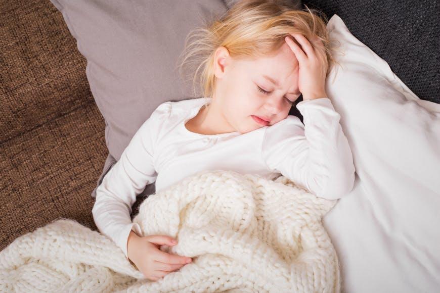 Un traitement pour les enfants souffrant de migraines fréquentes