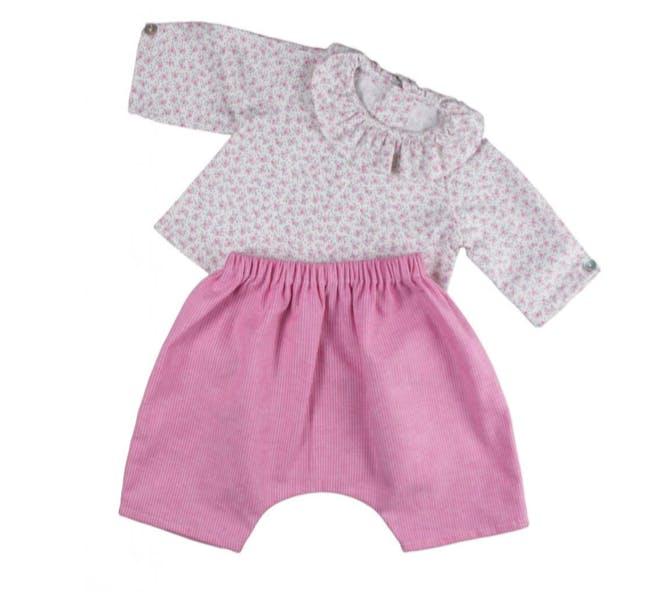"""""""Chez Florence"""", une collection de vêtements bio pour enfants"""