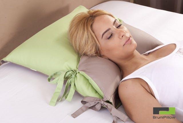 oreiller pour les cervicales Brunipillow