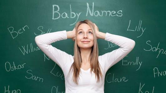 Les prénoms de la semaine : Karine, Melania, Juliette