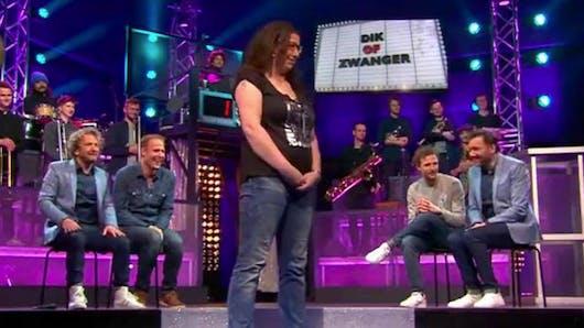 Enceinte ou grosse ? L'émission hollandaise qui fait scandale
