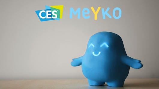 Meyko, le robot qui prend soin des enfants asthmatiques